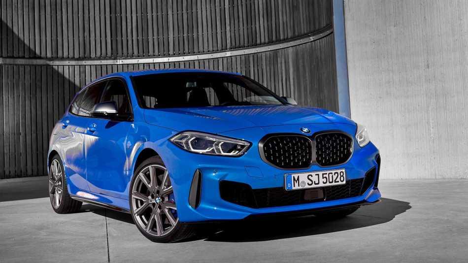 2020 BMW M135i Exterior