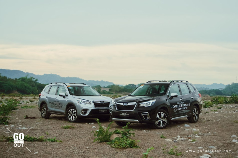 2019 Subaru Forester Line-Up