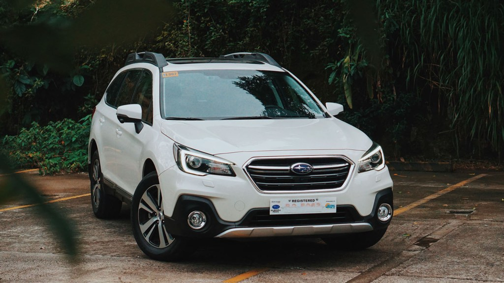 Buy A Subaru Outback 3.6 R-S And Enjoy A P250,000 Cash Discount Or A Low DP Promo