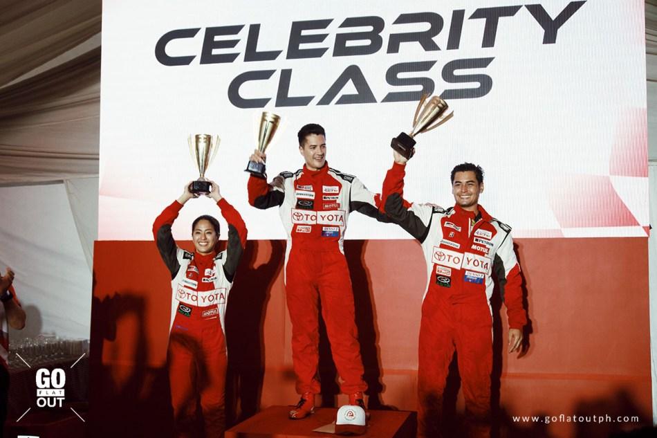 2019 Toyota Vios Autocross Challenge Celebrity Class