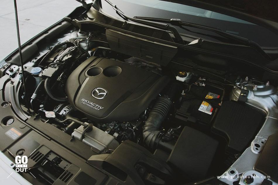 2019 Mazda CX-5 2.2 AWD Sport Diesel Engine