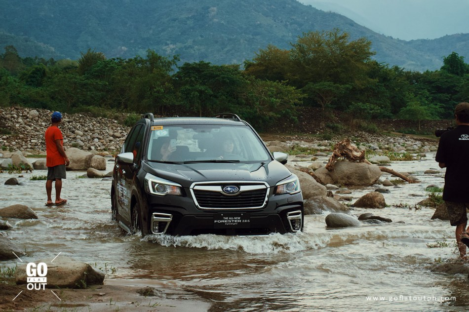 2019 Subaru Forester River Crossing