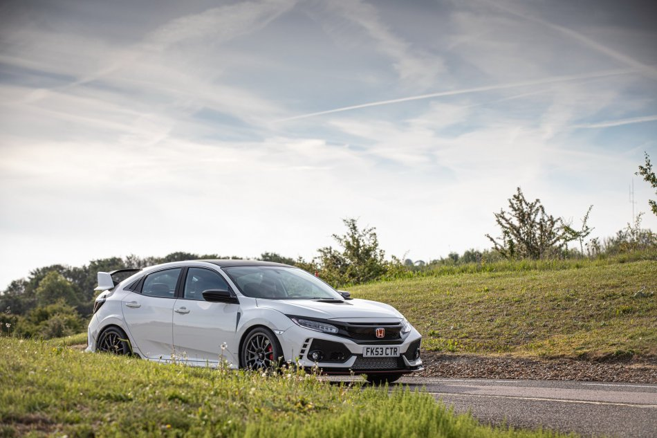 Honda Civic Type R Team Dynamics Motorsport
