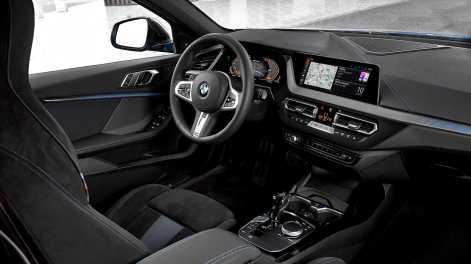 2020 BMW M135i Interior