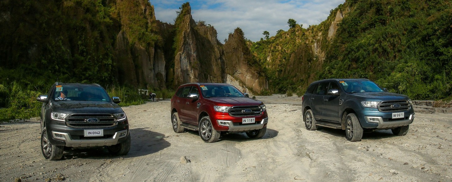 Save Up To P360,000 When You Buy A Ford Everest This May