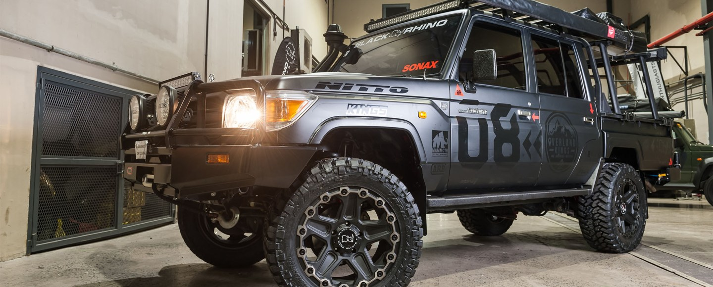 Black Rhino Wheels Are A Perfect Gift For A Father That Loves Off-Roading