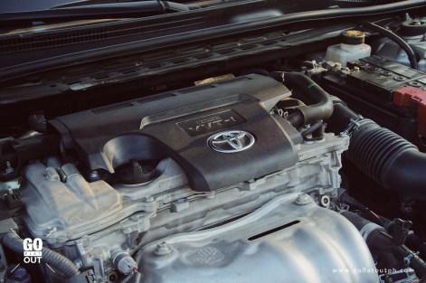 2019 Toyota Camry 2.5 V Engine