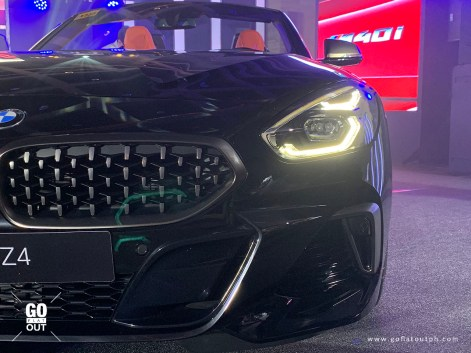 2019 BMW Z4 M40i Philippines Exterior