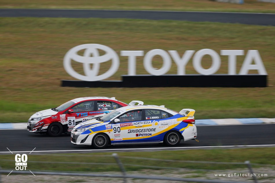2019 Toyota Vios Racing Festival First Leg Clark International Speedway