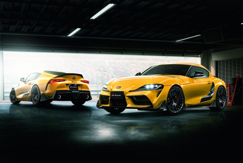 Toyota Motor Philippines May Offer TRD Parts For The Supra In The Future