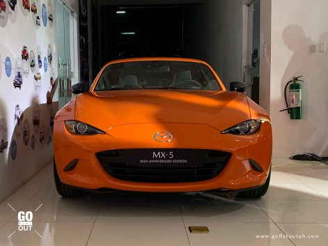 Mazda MX-5 RF 30th Anniversary Edition Exterior