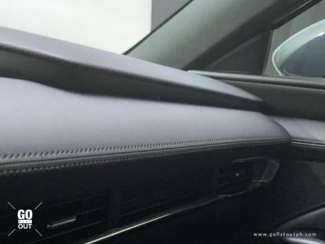 2020 Mazda 3 1.5 Elite Interior