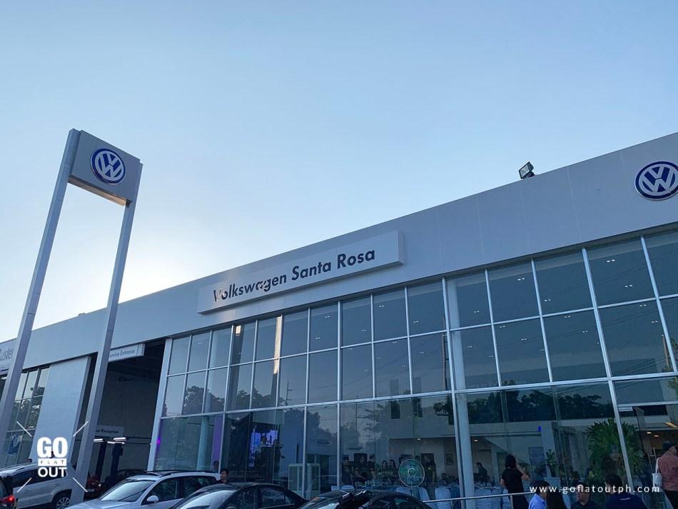 Volkswagen Sta. Rosa