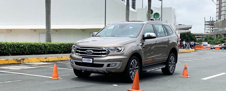 UV Drivers, Muntinlupa Traffic Management Undergo Ford Driving Skills For Life Training