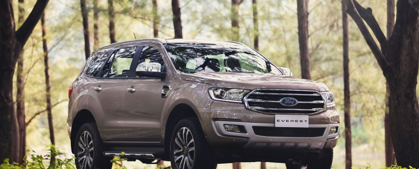 Be The First To Drive The Refreshed 2019 Ford Everest At Megatent On August 10