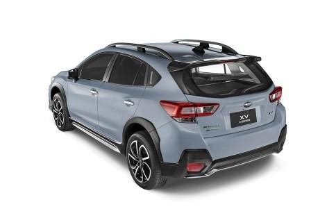 Subaru XV GT Edition Exterior