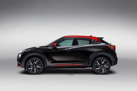 2020 Nissan Juke Exterior