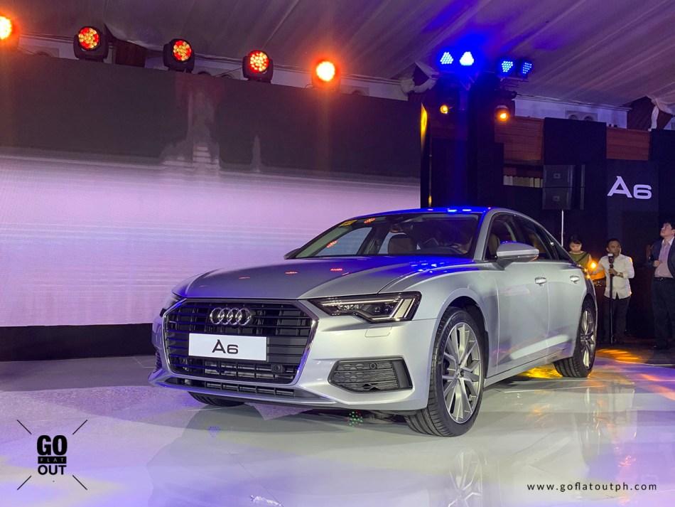 2020 Audi A6 Exterior