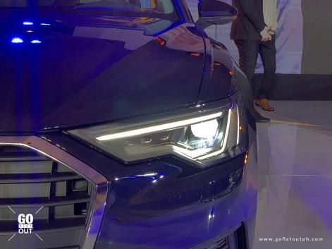 2020 Audi A6 Matrix LED Headlights