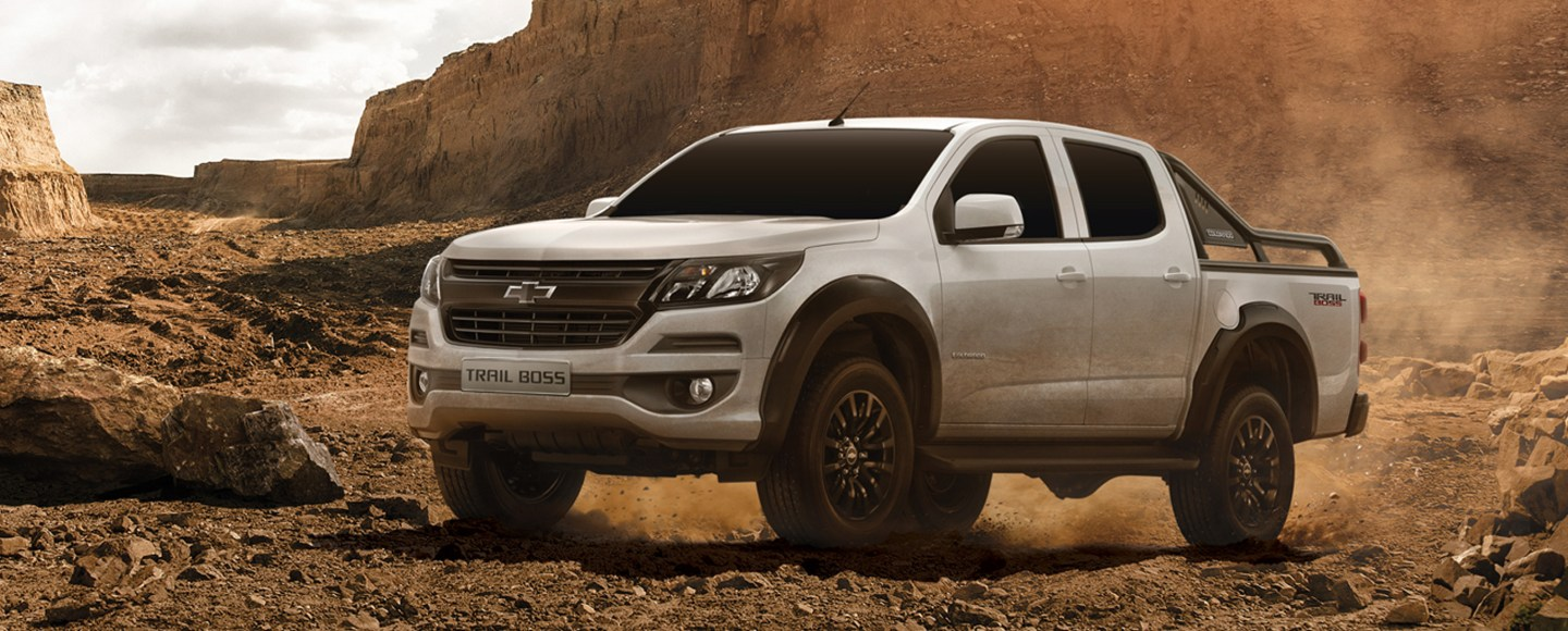 Chevrolet PH Introduces New Colorado Trail Boss, Comes With 2-Year Free Maintenance