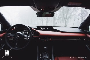 2020 Mazda 3 2.0 Speed Interior
