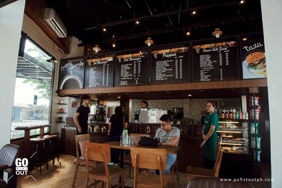 Taza Mia Coffee at Tagpuan - Villa Escudero