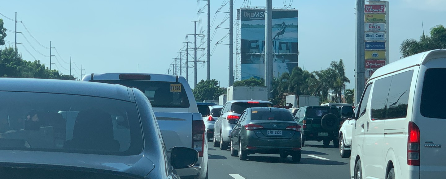 SLEX Northbound Lane Closure Creates Massive Congestion