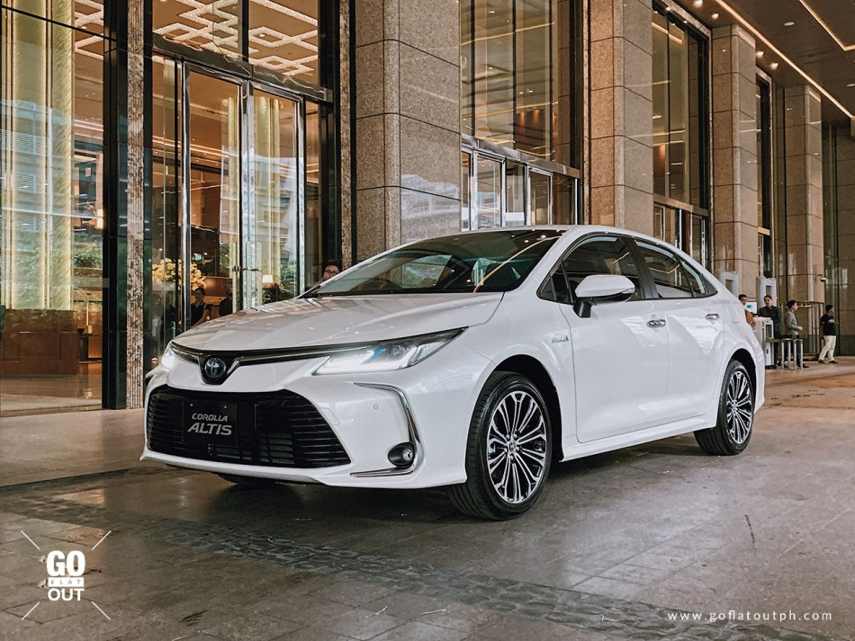 2020 Toyota Corolla Altis 1.8 V Hybrid Exterior