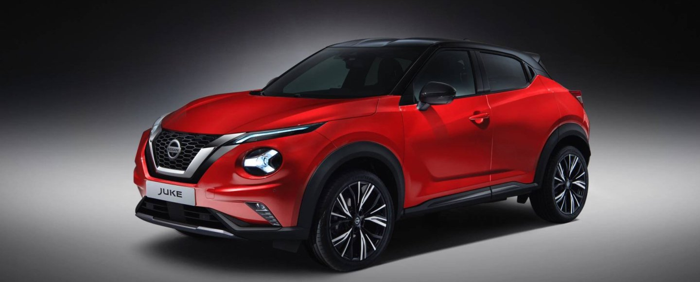All-New Nissan Juke Retains Its Funky Looks Whilst Having More Interior Space