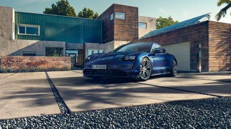 2020 Porsche Taycan Turbo Exterior