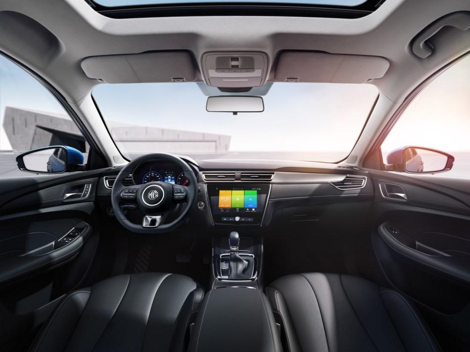 2020 MG 5 1.5 CVT Alpha Interior
