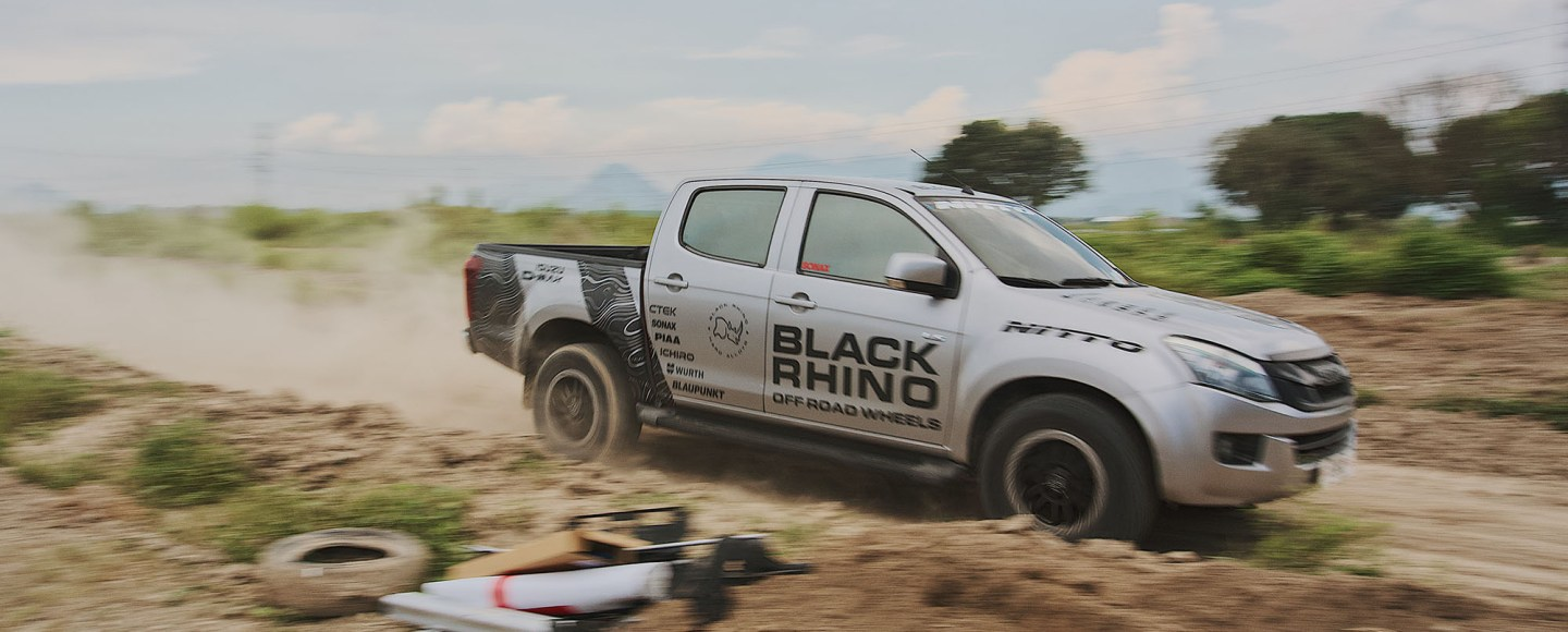 The Isuzu D-Max And Mu-X Are Rally-Ready Machines Right Out Of The Factory