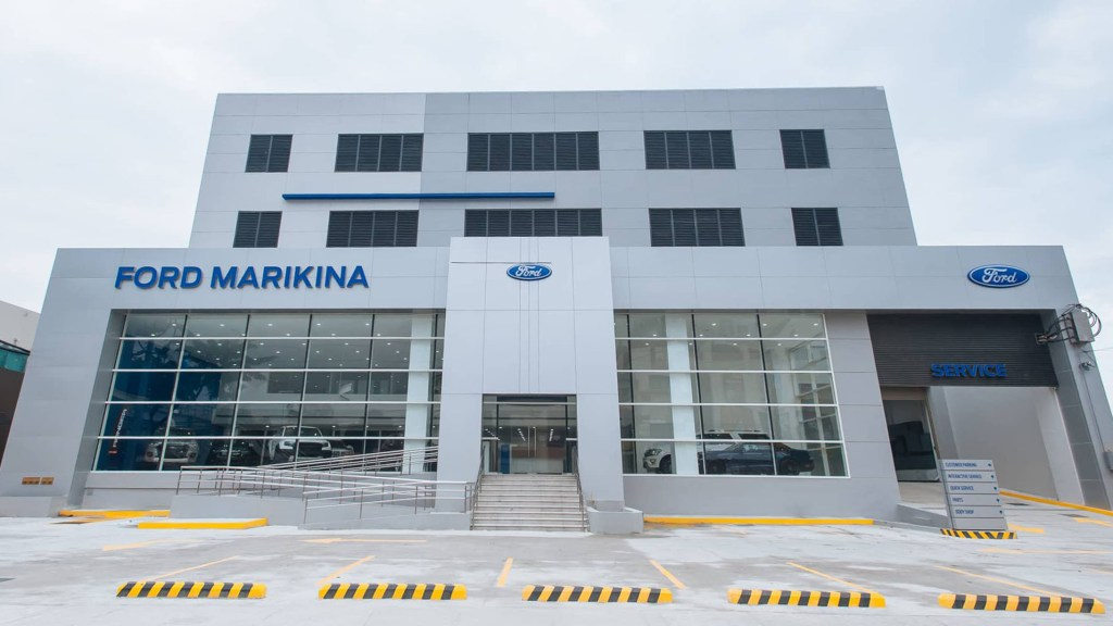 Ford Goes Further East By Expanding To Marikina
