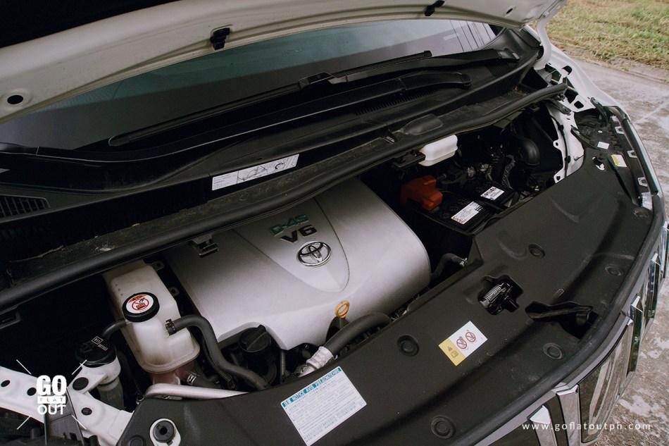 2019 Toyota Alphard 3.5 V6 Engine