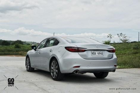 2020 Mazda 6 Sedan 2.2 Diesel Exterior