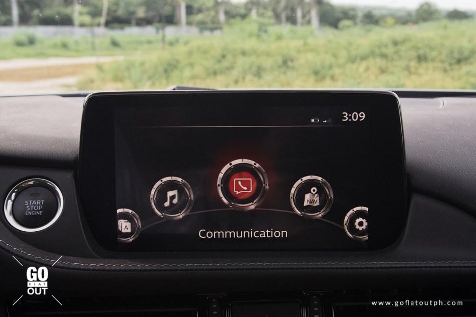 2020 Mazda 6 Sedan 2.2 Diesel Infotainment