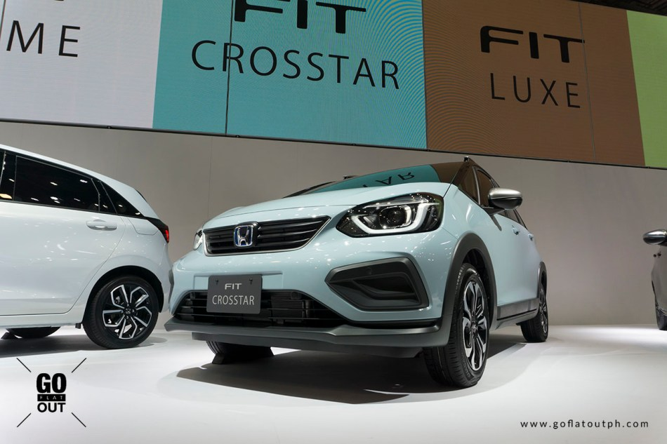 2020 Honda Fit Crosstar