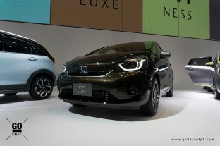 2020 Honda Fit Luxe