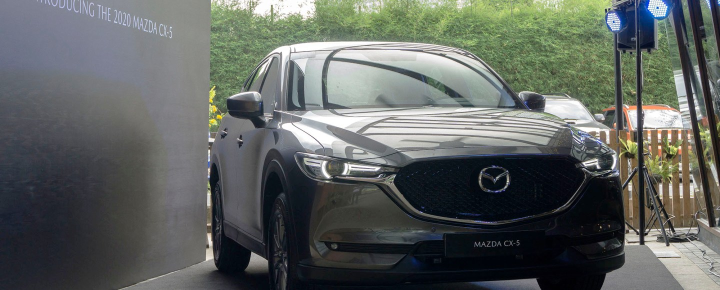 Mazda PH Unveils 2020 CX-5, Adds A Fully-Loaded FWD Sport Variant For P1.890M
