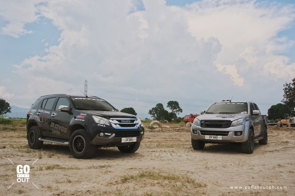 Isuzu Philippines Rally Driving Immersion Program