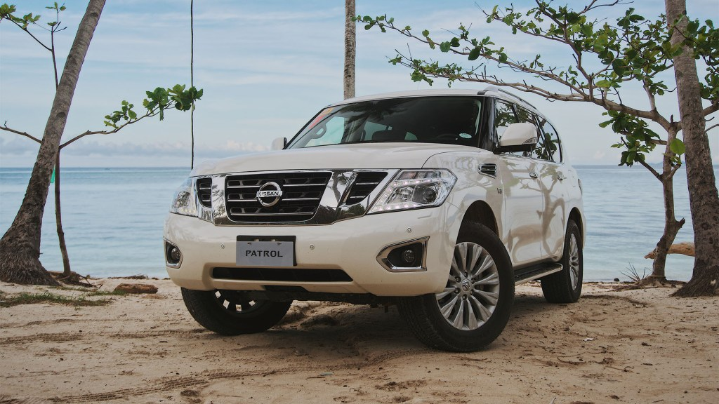 2019 Nissan Patrol Royale First Impressions
