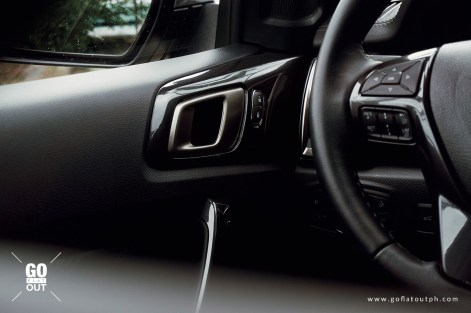 2020 Ford Everest Titanium 4x4 Bi-Turbo Interior