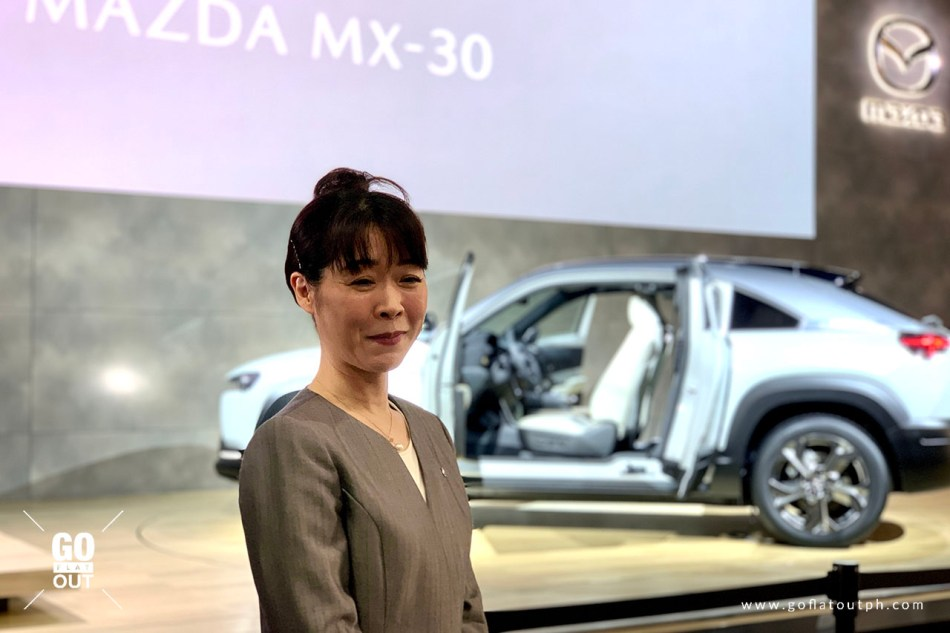 Here's Why Mazda's First EV Is Called MX-30