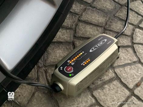 CTEK MXS 5.0 AGM Battery