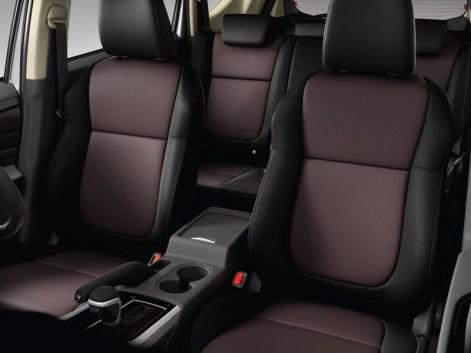 2020 Mitsubishi Xpander Cross Interior