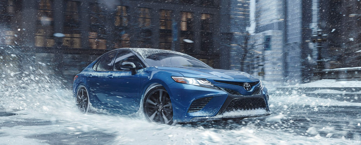 2020 Toyota Camry Gets AWD... In North America