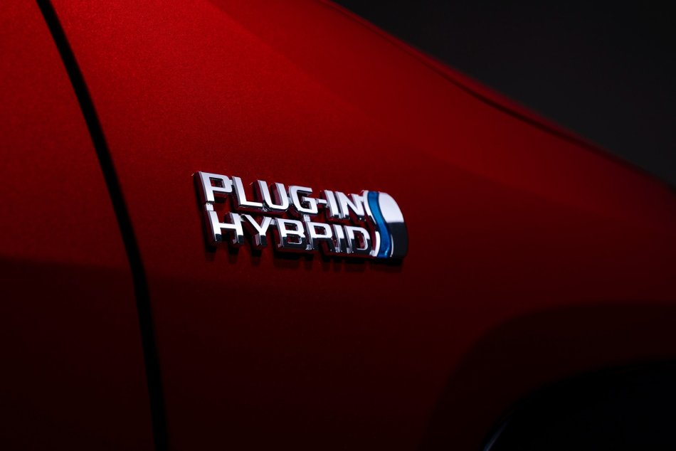 2021 Toyota RAV4 Prime PHEV Exterior
