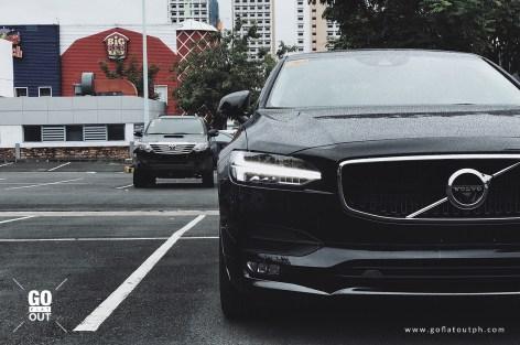2018 Volvo S90 D4 Exterior
