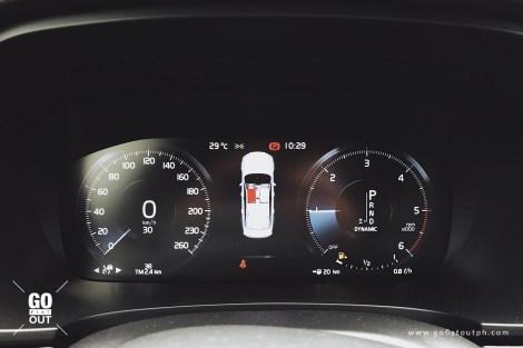 2018 Volvo S90 D4 Interior