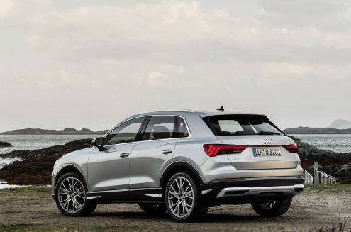 2020 Audi Q3 Exterior
